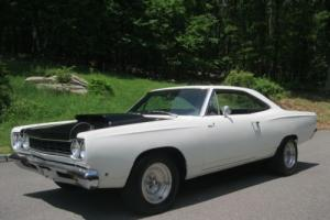 1968 Plymouth Satellite 2 dr Hardtop Photo
