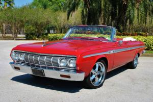 1964 Plymouth Fury Sport Fury Convertible 440 Big Block! Gorgeous! Photo