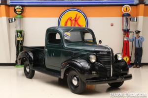 1939 Plymouth PT-81 Pickup Photo