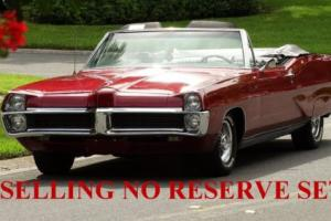 1967 Pontiac Bonneville BONNEVILLE CONVERTIBLE for Sale