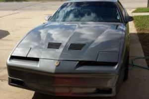 1988 Pontiac Trans Am Tune Port Fuel Injection Photo
