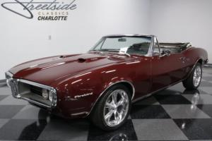 1967 Pontiac Firebird 400 Convertible Photo