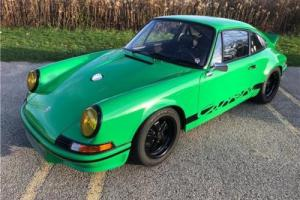 1973 Porsche 911 Carrera RS RS Photo