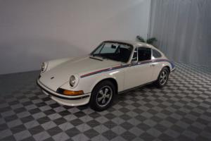 1973 Porsche 911 1973 Porsche 911 T Brumos Tribute Car Photo