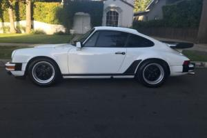 1983 Porsche 911 COUPE Photo