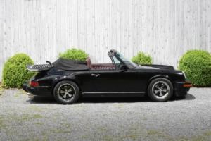 1987 Porsche CARRERA 2 -- Photo