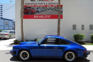 1984 Porsche 911 Coupe Carrera 3.2L Photo