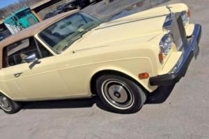 1982 Rolls-Royce Corniche for Sale