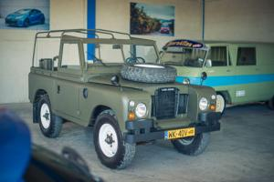 1975 Land Rover Defender 88 Series III