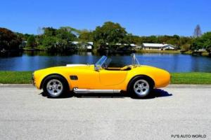 1966 Shelby Cobra 427 BODY Photo