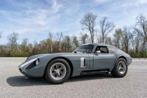 1964 Shelby Daytona Coupe Dan Rose Special Photo