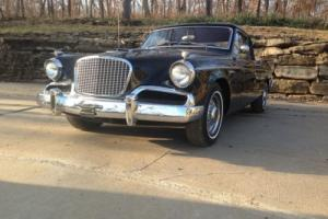 1957 Studebaker Silverhawk Photo