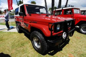 1987 Toyota Land Cruiser 3-Door Photo