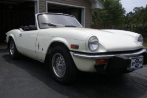 1975 Triumph Spitfire for Sale
