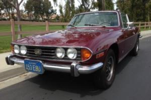 1971 Triumph Stag Photo