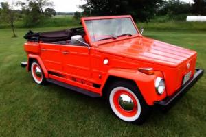 1974 Volkswagen Thing type 181 Photo