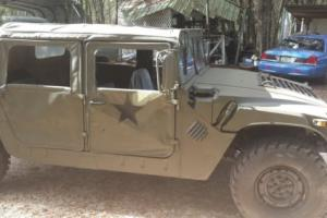 Humvee, 1987, American Moters Photo