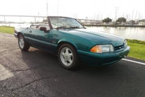 1993 Ford Mustang Convertible Coupe