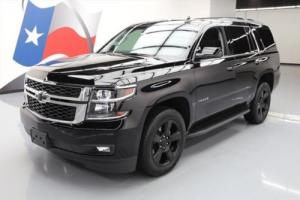 2017 Chevrolet Tahoe LT 7PASS LEATHER SUNROOF NAV DVD