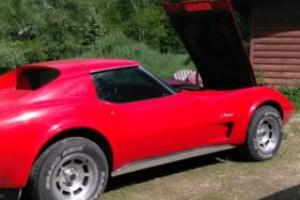 1973 Chevrolet Corvette Stingray