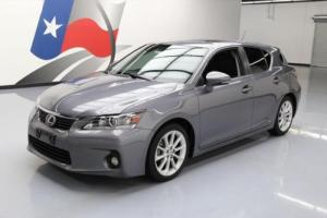 2013 Lexus CT 200h HYBRID SUNROOF BLUETOOTH ALLOYS