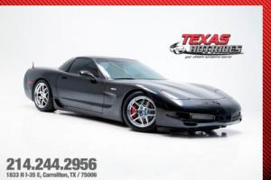2004 Chevrolet Corvette Z06 Cammed With Many Upgrades