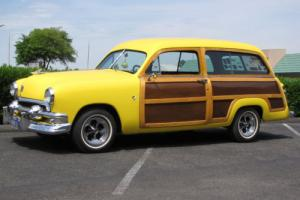 1951 Ford Country Squire Wagon for Sale