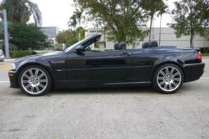 2006 BMW M3 Base 2dr Convertible