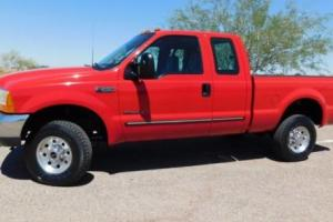 1999 Ford F-250 7.3 POWERSTROKE DIESEL XTRA CLEAN