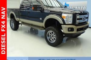 2011 Ford F-350 King Ranch Photo