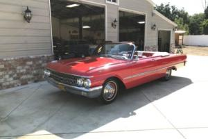 1961 Ford Galaxie sunliner for Sale