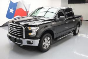 2015 Ford F-150 TEXAS CREW FX4 4X4 5.0 V8 LEATHER