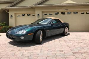 2002 Jaguar XKR for Sale