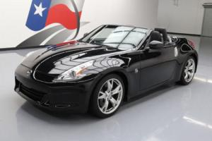 2010 Nissan 370Z TOURING ROADSTER AUTO LEATHER NAV