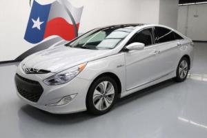 2015 Hyundai Sonata LIMITED HYBRID LEATHER PANO NAV