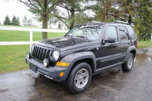 2005 Jeep Liberty 4dr Renegade 4WD