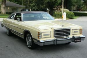 1977 Ford Galaxie LTD Landau Coupe - 43K MILES for Sale