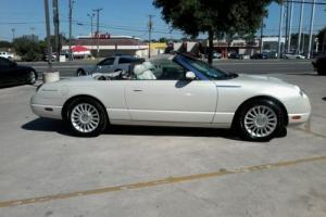 2005 Ford Thunderbird 50th Anniversary for Sale