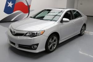2014 Toyota Camry SE BLUETOOTH NAV REAR CAM ALLOYS