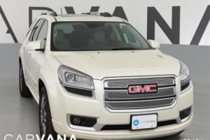 2014 GMC Acadia Acadia Denali Sport Utility 4D w/Technology Pkg Photo