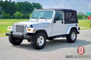2005 Jeep Wrangler ALL NEW PARTS / FULLY SERVICED
