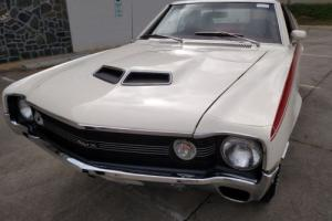 1970 AMC AMX 2 Seater Photo