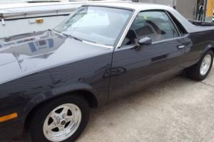 1984 Chevrolet El Camino Photo