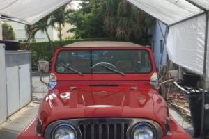 1986 Jeep CJ Laredo CJ Photo