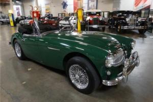 1964 Austin Healey 3000 MKIII BJ8 --