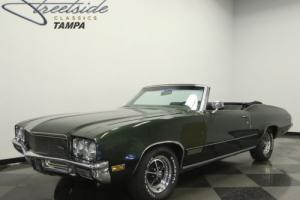1971 Buick Skylark Custom Convertible Photo