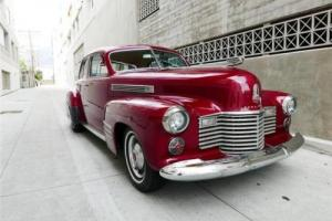 1941 Cadillac Other Fender Skirt Photo