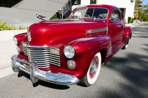 1941 Cadillac Serias 61 2 Door Fastback Photo