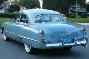 1949 Cadillac SERIES 62 SEDAN - RESTORED - 71K MILES for Sale