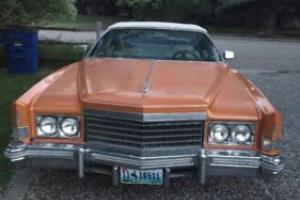 1974 Cadillac Eldorado Photo